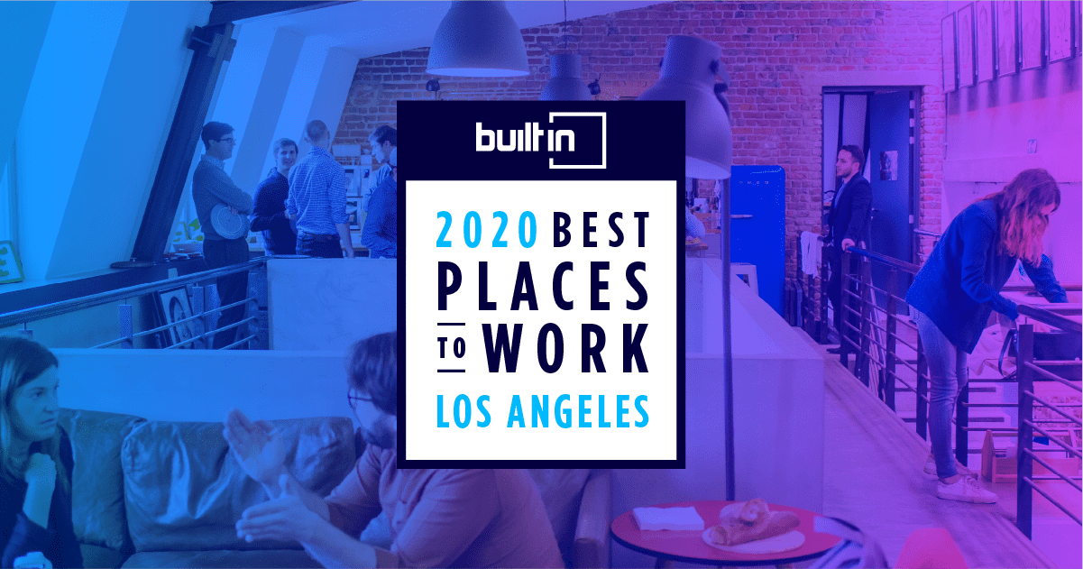 Fuel Cycle Blog: Built in LA 2020 Best Places to Work